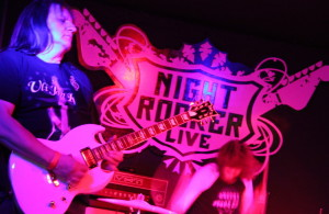 Night Rocker gig 1-14